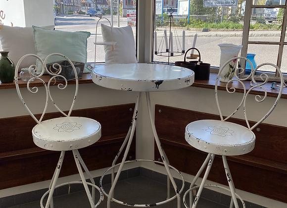 Sitzgarnitur mit Tisch für den Garten
