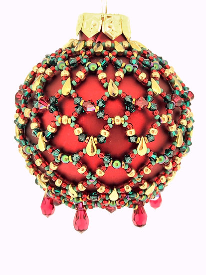 Indra Bauble Pattern