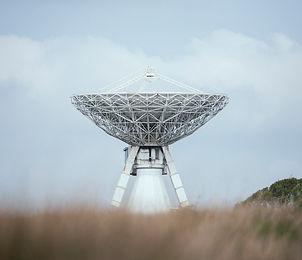 GES Ltd satellite dish photo A.Tixiliski