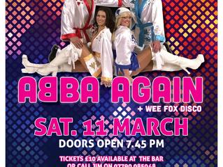Abba Again, 11 March