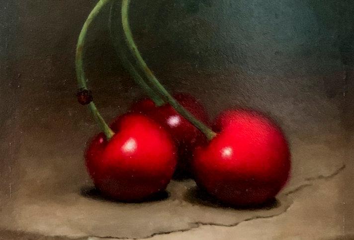 Cherries SOLD