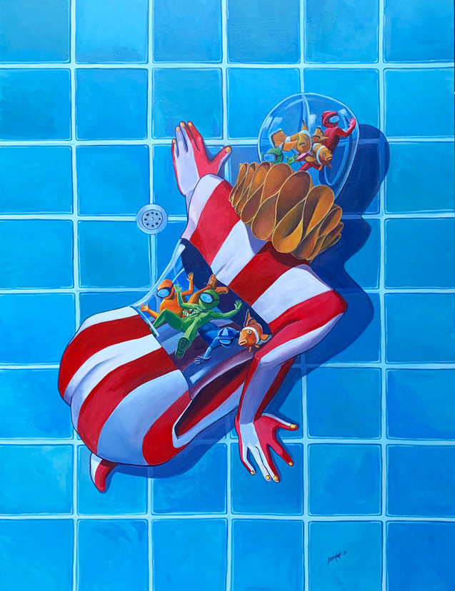 Underwater In America