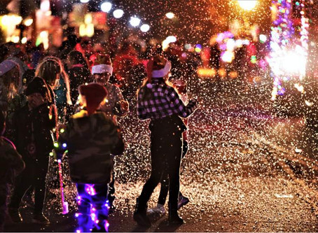 Guerneville Parade of Lights