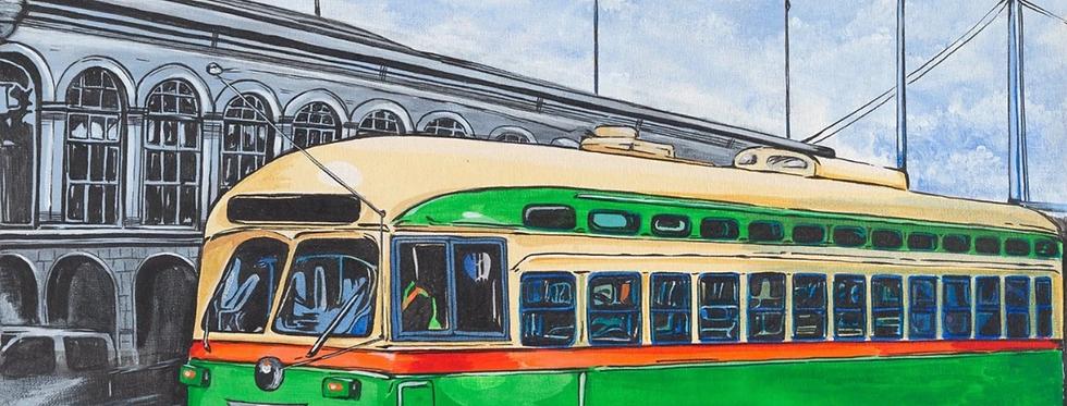 Green Trolley