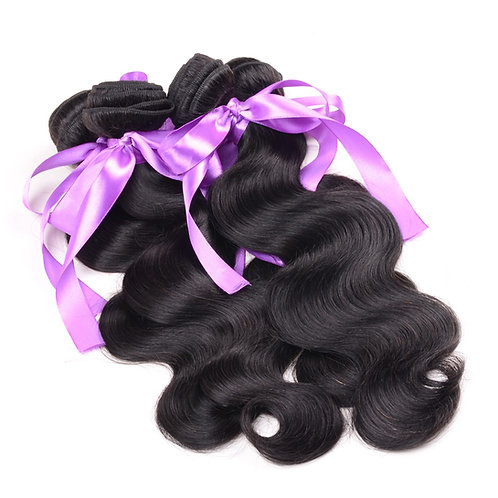 DYNASTY GODDESS VIRGIN PREMIUM LUXURY BRAZILIAN BODY WAVE HAIR