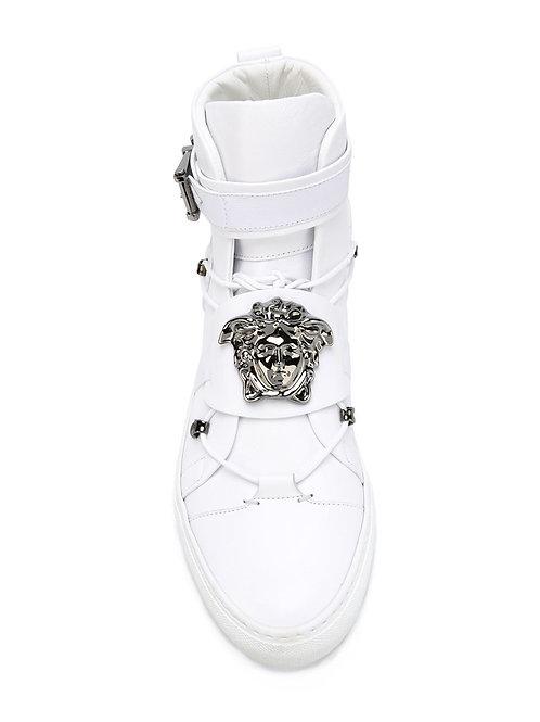 Versace Medusa Hi Tops Sneakers