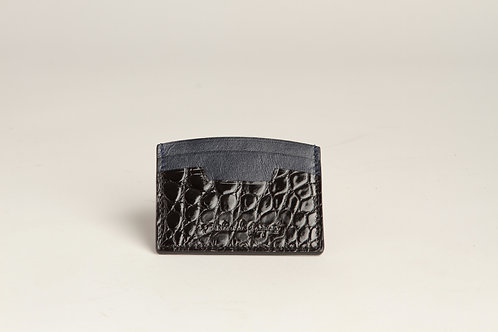 Chateau de Laquant Crocodile Card Holder