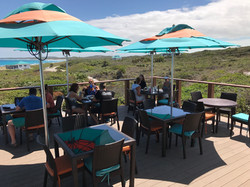 Mudjin Bar & Grill Patio