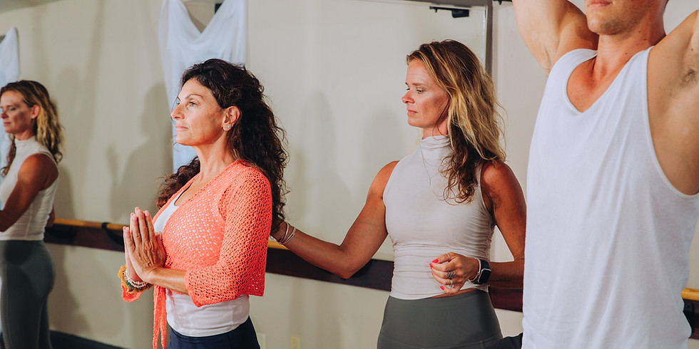 Growth Immersion for Yoga Teachers