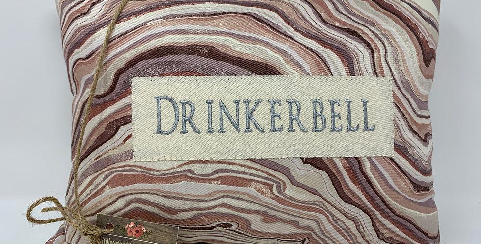 """11""""x14"""" Pillow - Drinkerbell"""