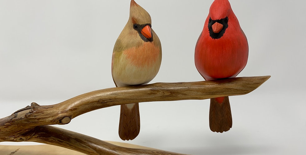 Cardinal Pair On Branch