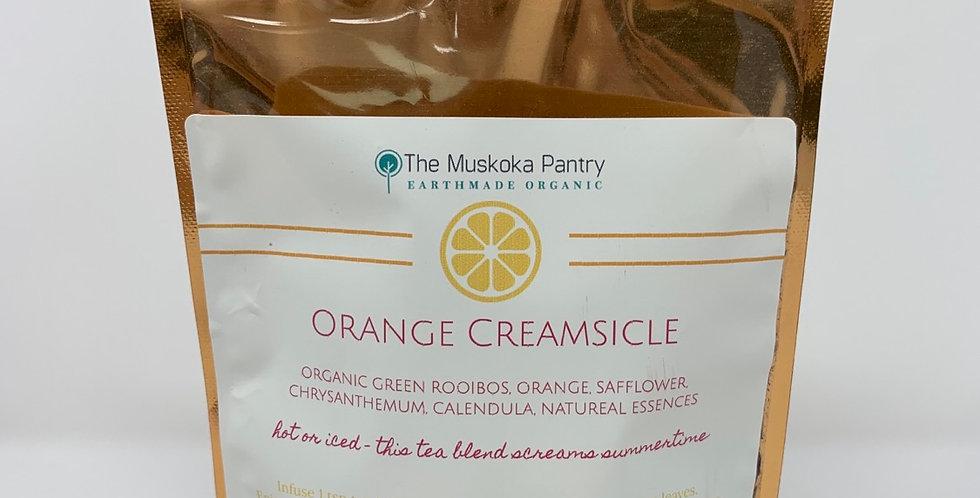 Orange Creamsicle Tea