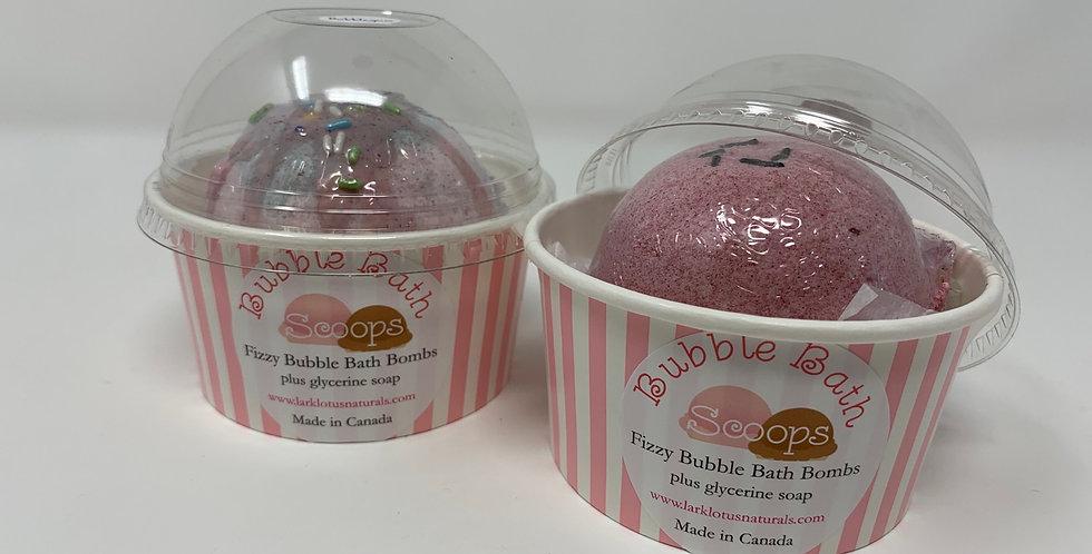 Bubble Bath Bombs