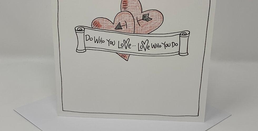 Love Who You Do