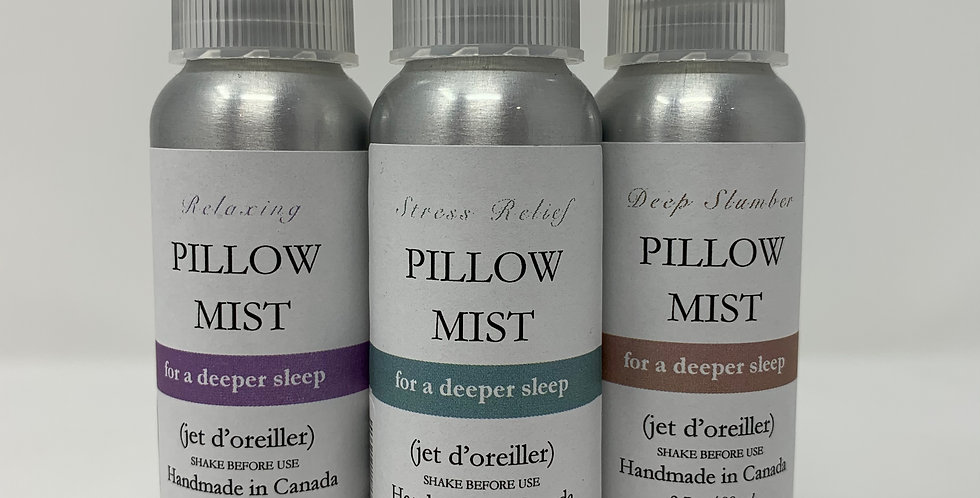 Pillow Mist - Various 80ml