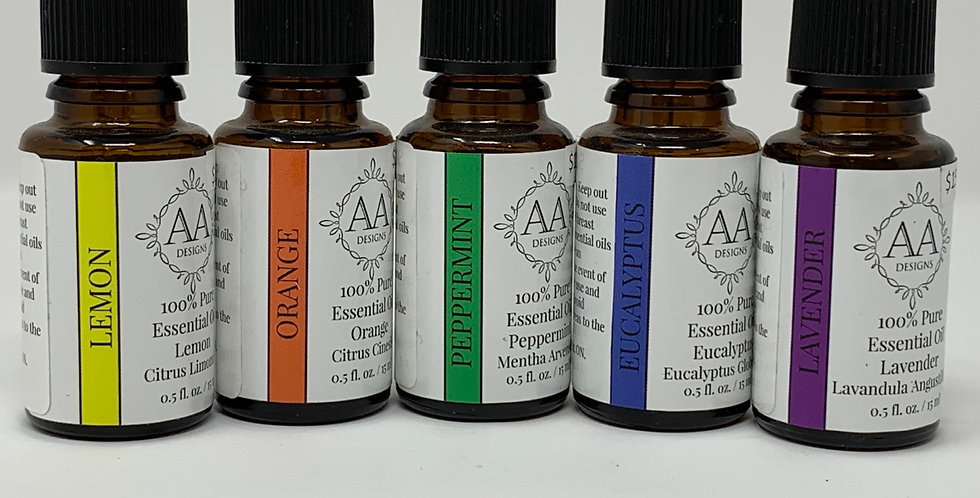 Essential Oil - Various