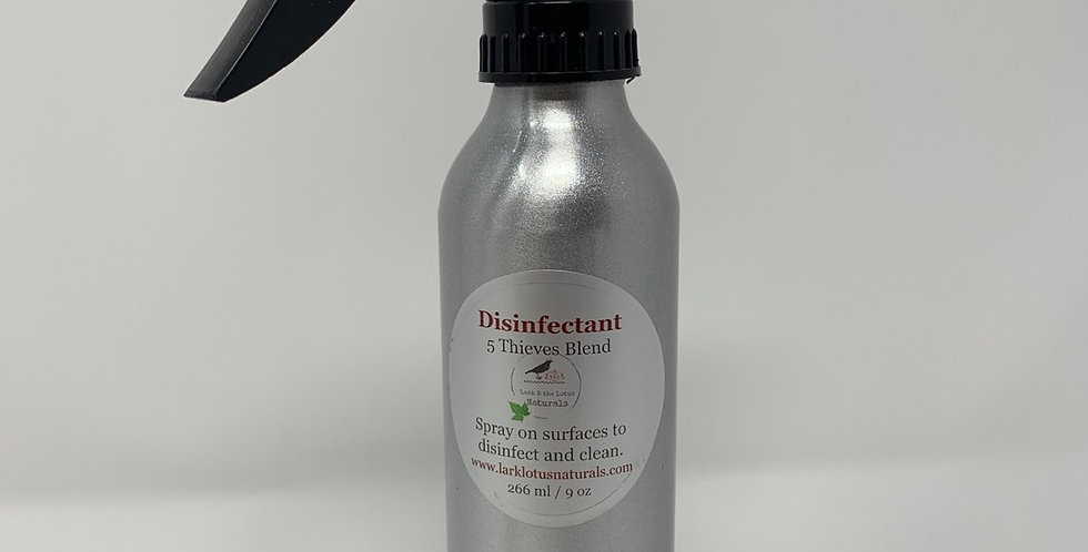 Disinfectant Spray - All Natural