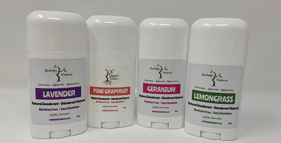 Deodorant - Various Scents 85g