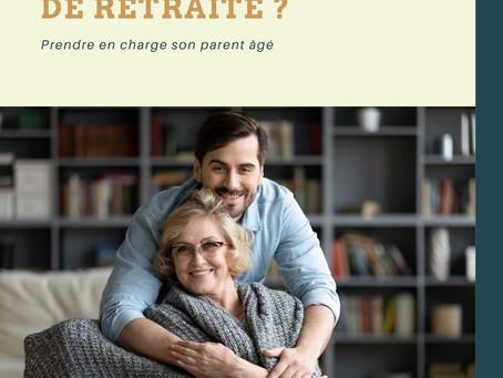 Comment préparer un départ en maison de retraite ?