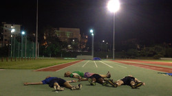 Track and Field Meditation