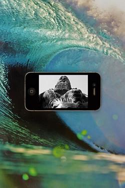 The Waves (Gilgamesh and Enkidu)