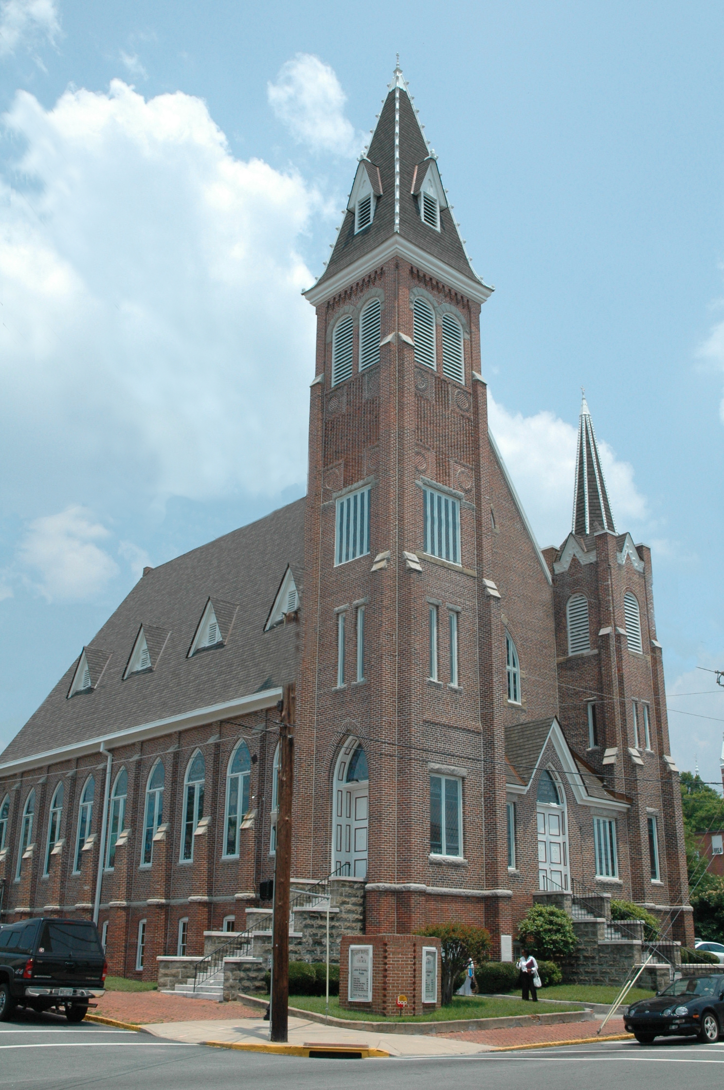 First Baptist Church New Street