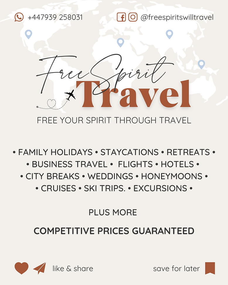 • FAMILY HOLIDAYS • STAYCATIONS • • RETREATS • BUSINESS TRAVEL • • FLIGHTS • HOTELS • CITY