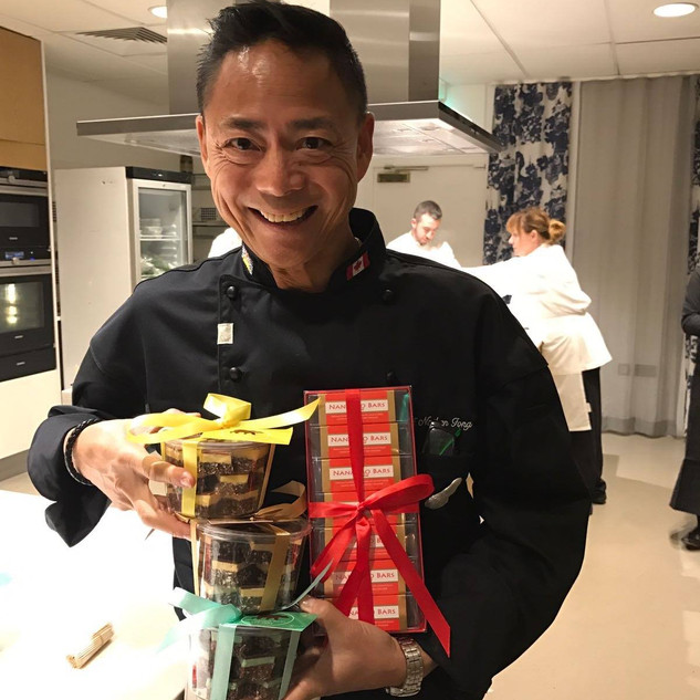 Celebrity Vancouver Chef - Nathan Fong.j