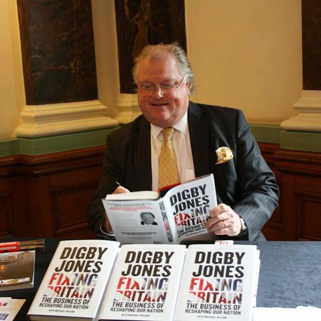 Lord Digby Jones