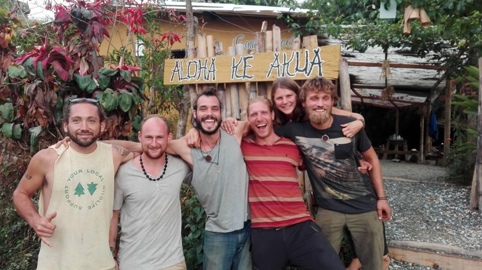 Equipo de Aloha
