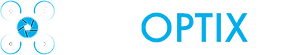 SkyOptix360 drone services logo