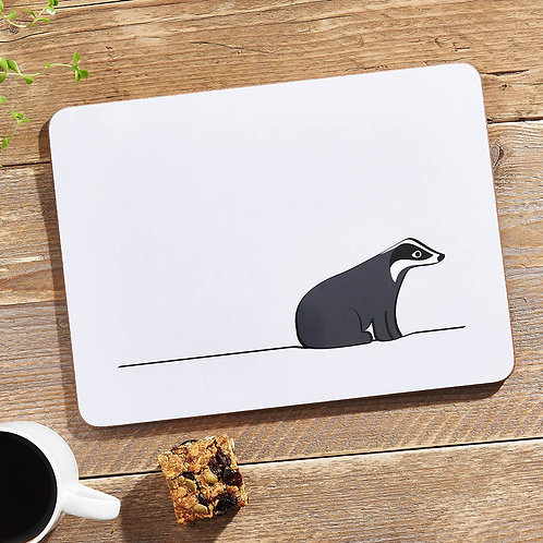 Solo Badger Placemat