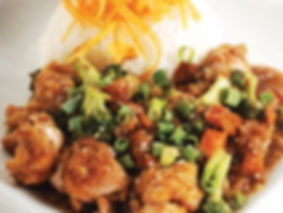 General Tso's Chicken  2015-11-15-11:20: