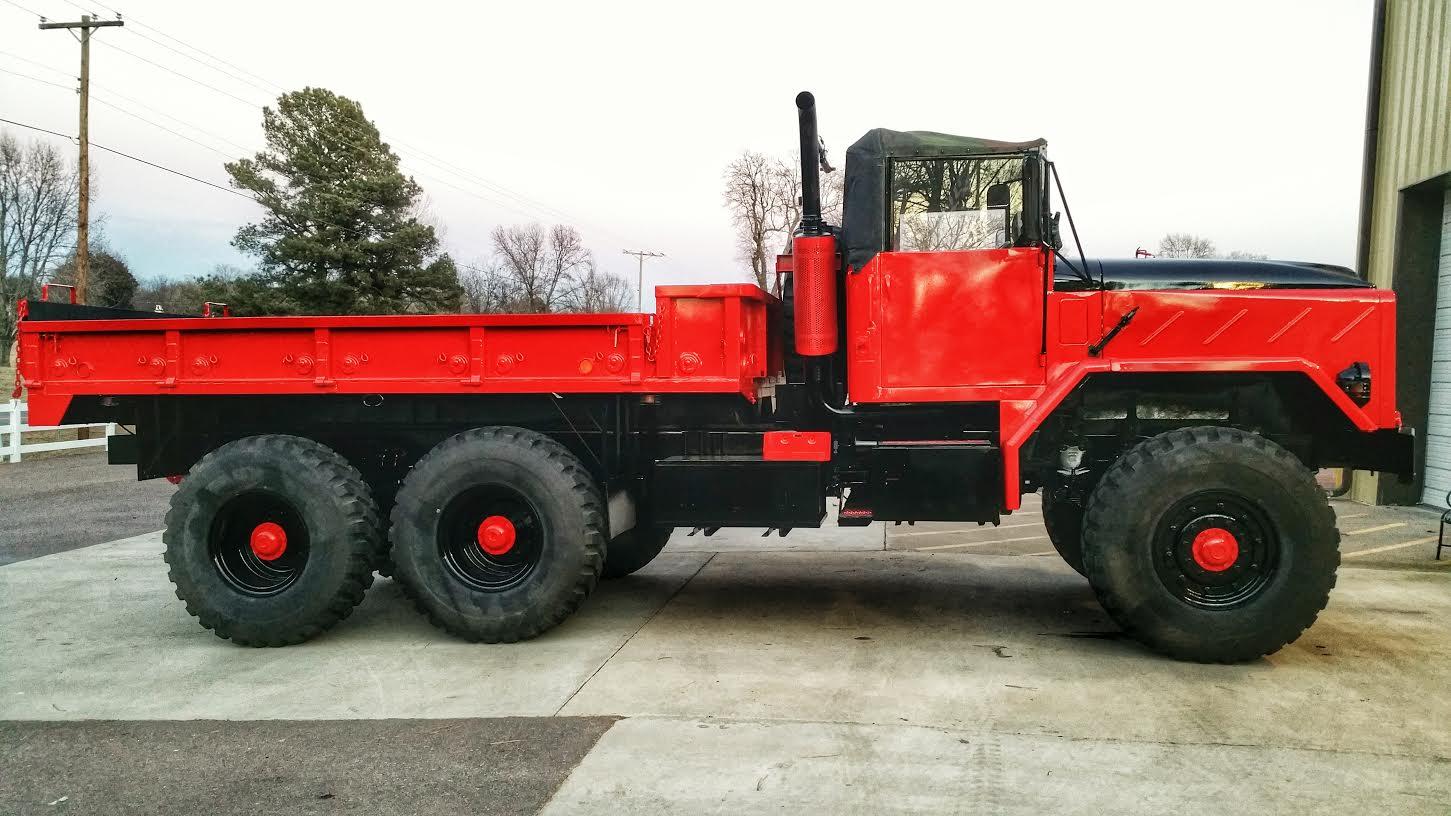Brush Truck 13