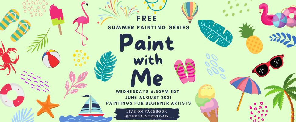 Free Summer Painting Series Landing(1).p