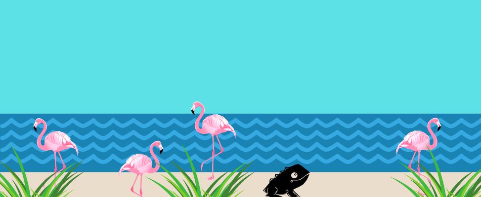 Copy of Flamingo Painting Webside Landin