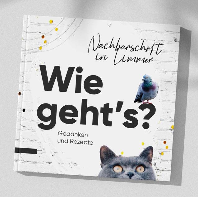 """Satz, Grafik & Collagen """"Wie geht´s?"""""""