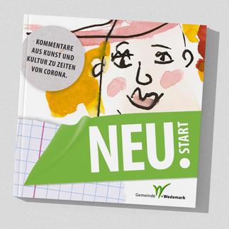 """Satz und Grafik """"Neu.Start"""""""