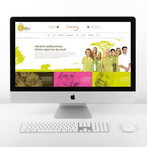 Website & Printmedien