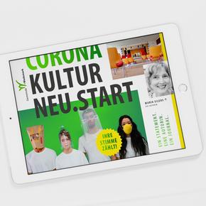 "Digitale Einladung ""Neu.Start"""