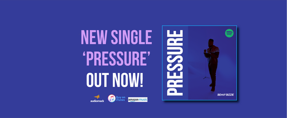 """""""Pressure"""" Out NOW!"""