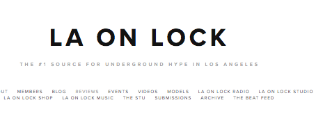 LA on LOCK features 'MORE'