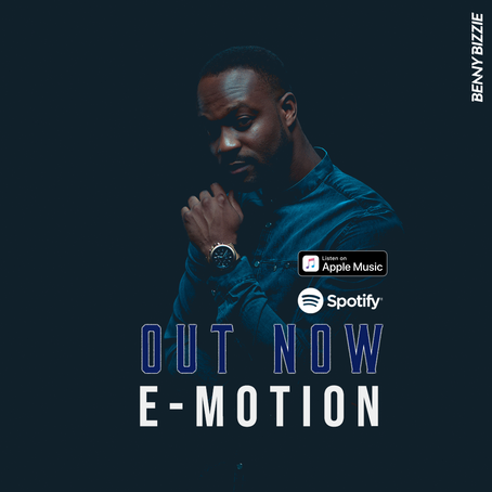 E-Motion EP is out now!