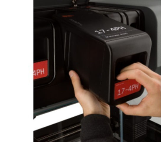 17-4PH 不鏽鋼材料匣 | 3D金屬列印系統 | Brusat Co. 昱竑國際 | Desktop Metal