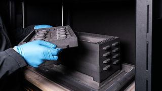 Furnace Retort Loading Studio System 2