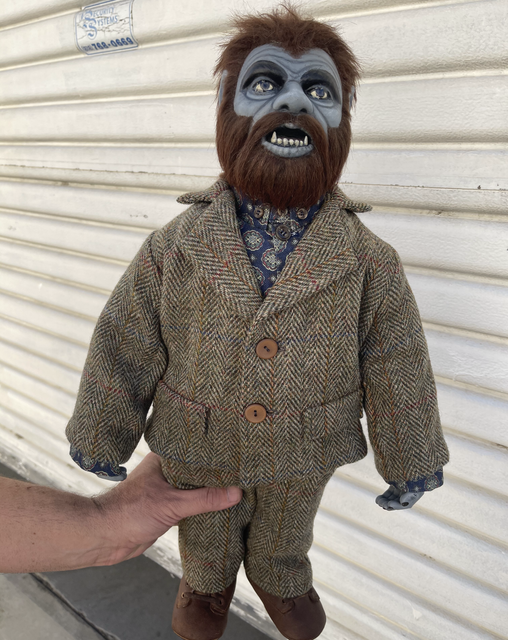 Munster Doll
