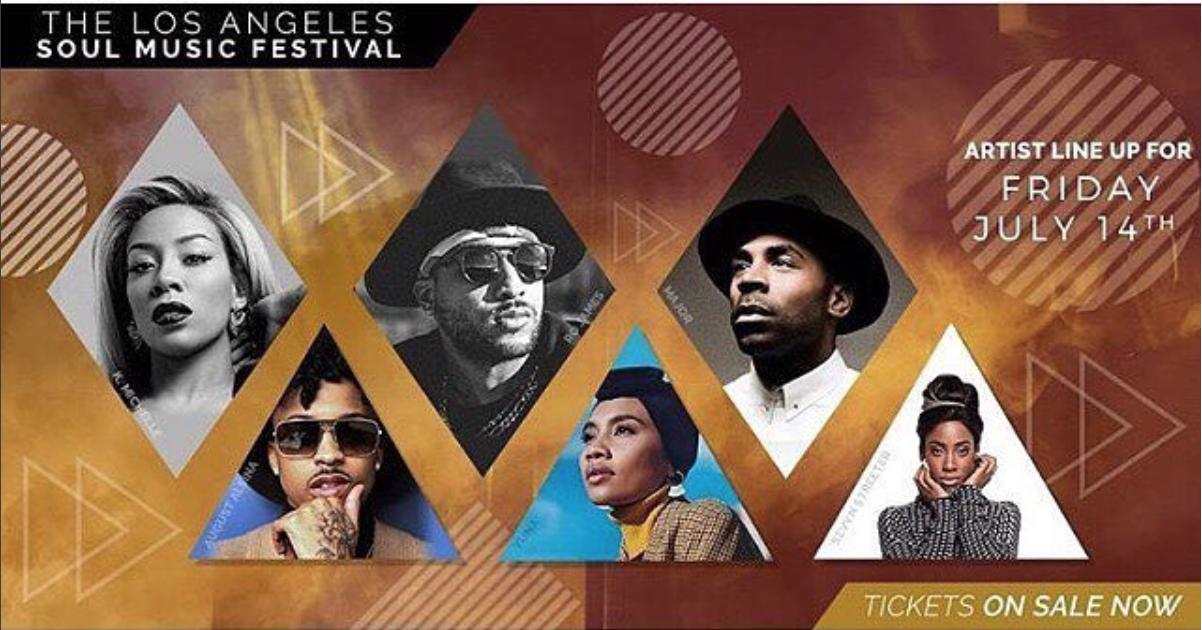 LA Soul Music Fest