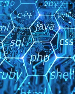 Programming language and development of