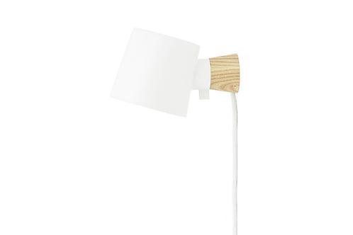 Normann Copenhagen RISE wall lamp Large (white) 壁燈