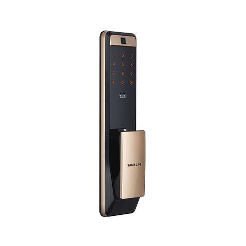 Samsung SHP-DP609 WiFi Smart Doorlock (Gold) 物聯網智能門鎖